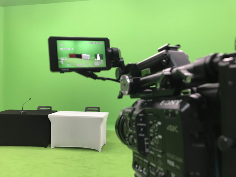 Remote Virtual Production System Set-up and Support